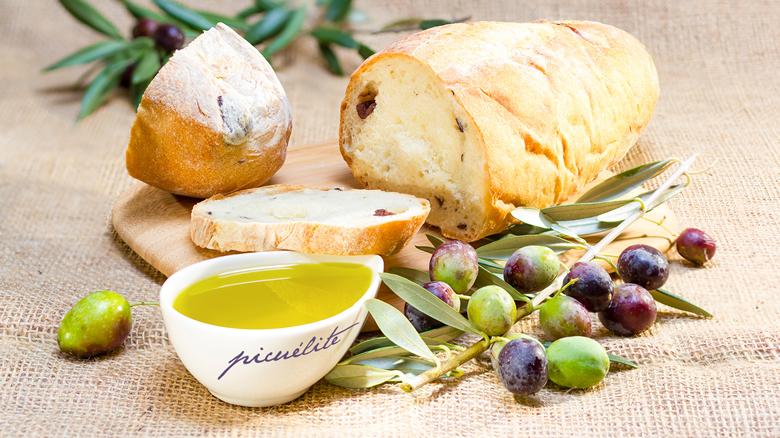 橄榄油美食